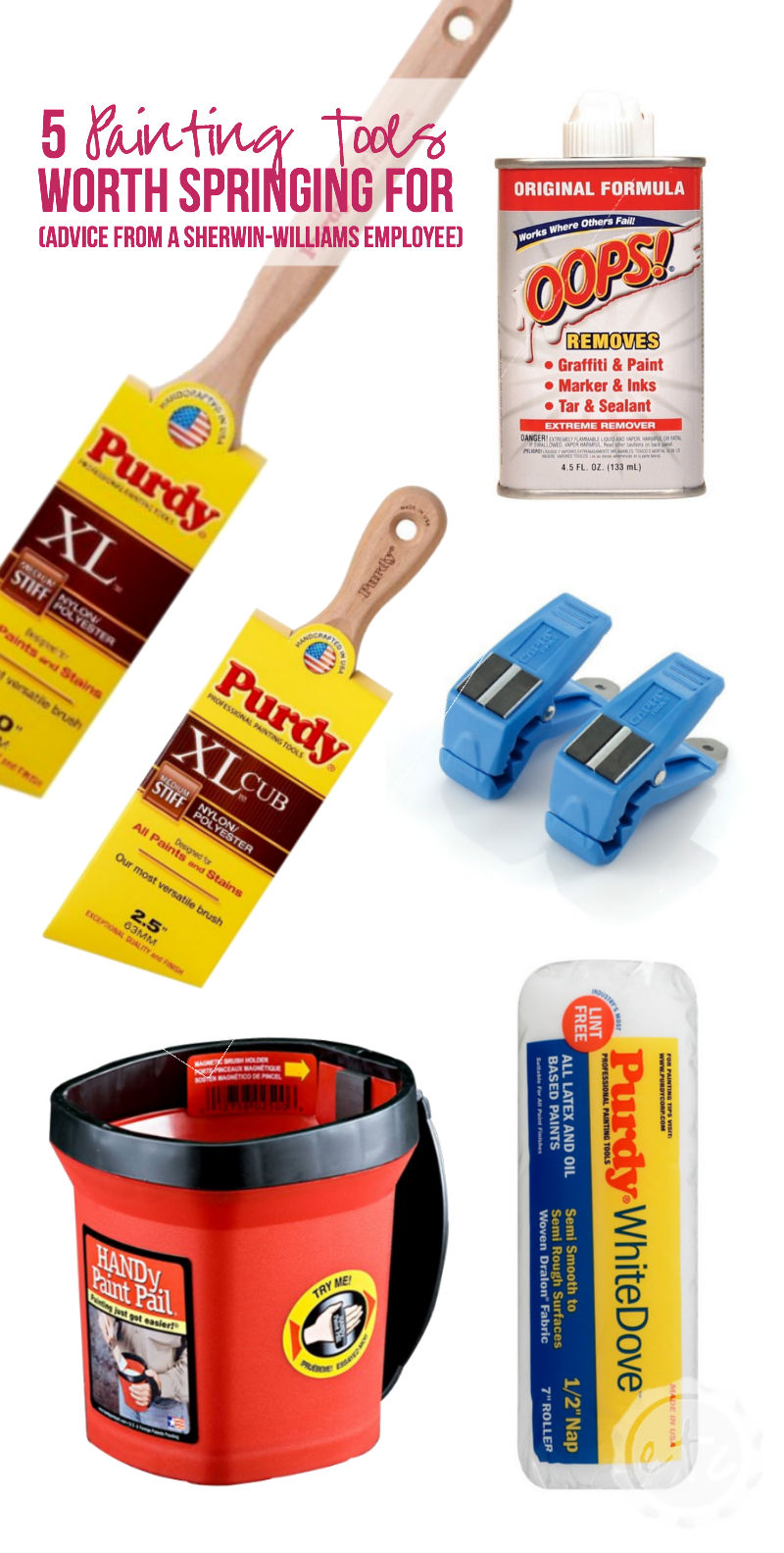 5 Painting Tools Worth Springing for (Advice from a Sherwin-Williams Employee)