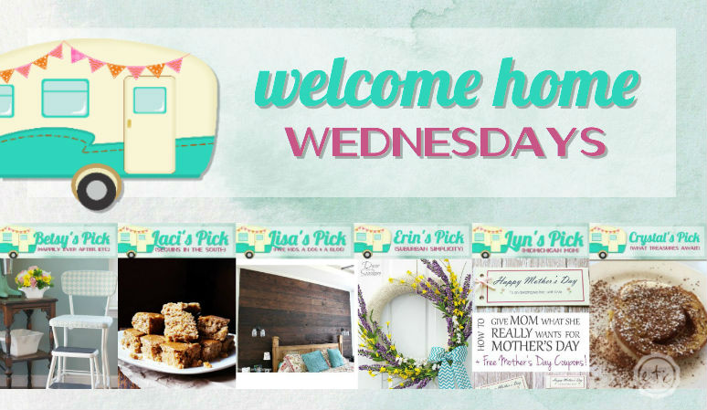 Welcome Home Wednesdays Link Party #36