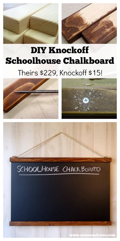 10 DIY-Knockoff-Schoolhouse-Chalkboard
