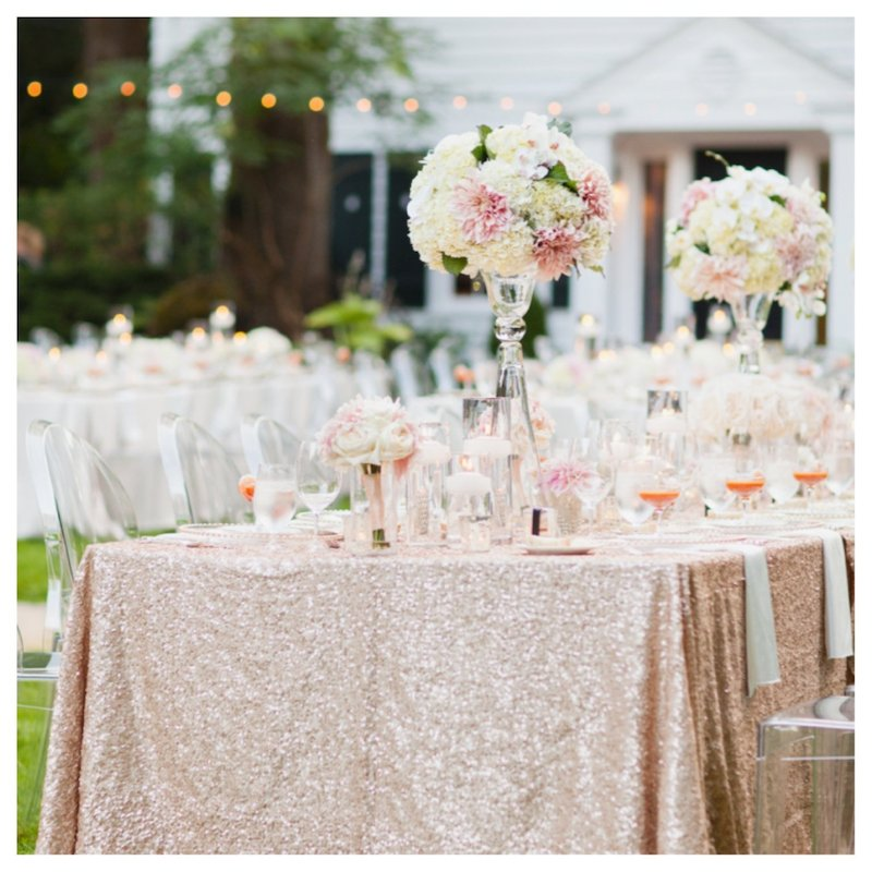 15 Blush Decorations for a Romantic Touch