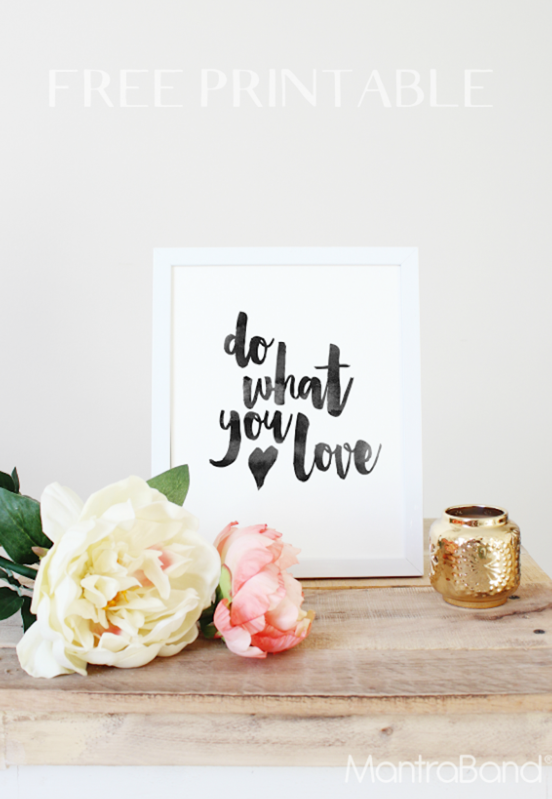 10 do-what-you-love-printable