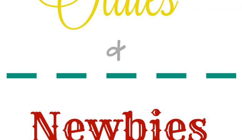 The Oldies & Newbies Blogging Network Sign Up is Open!