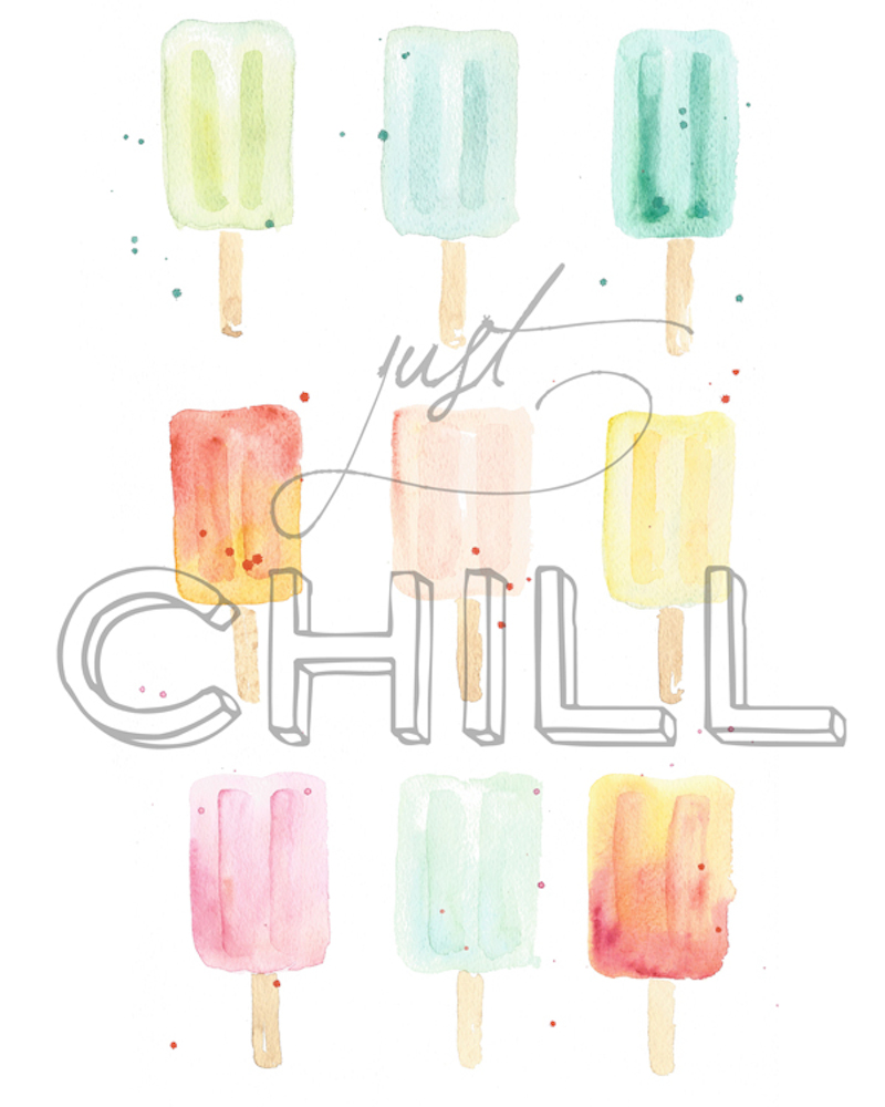 9 just-chill