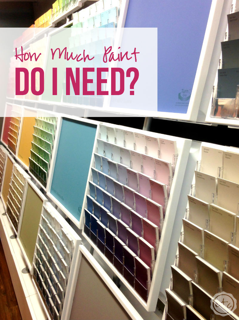 how much paint do i need for a small bathroom how much