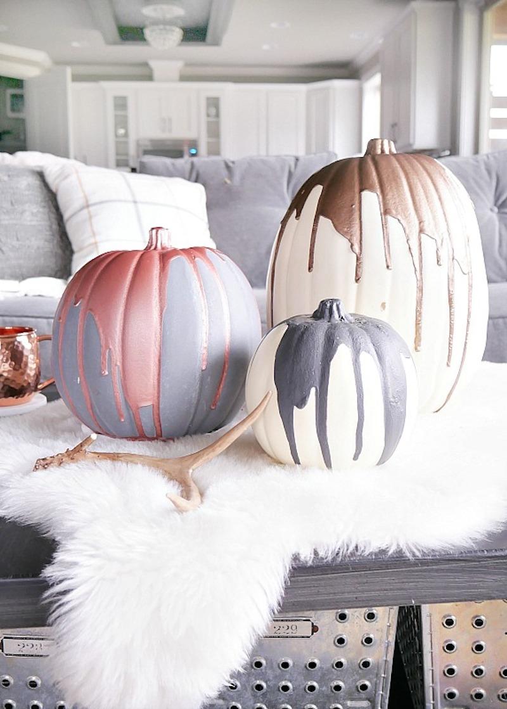 3-5-modern-painted-pumpkins