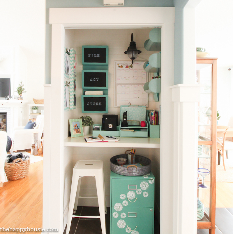 3 Command-Center-in-a-closet-organization-project-at-the-happy-housie-12