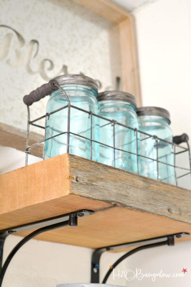 7 rustic-farmhouse-DIY-reclaimed-wood-shelves-H2OBungalow--681x1024
