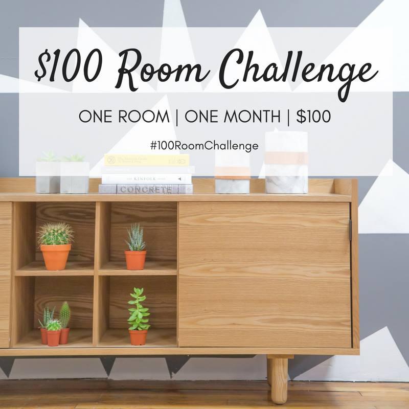 100 room challenge