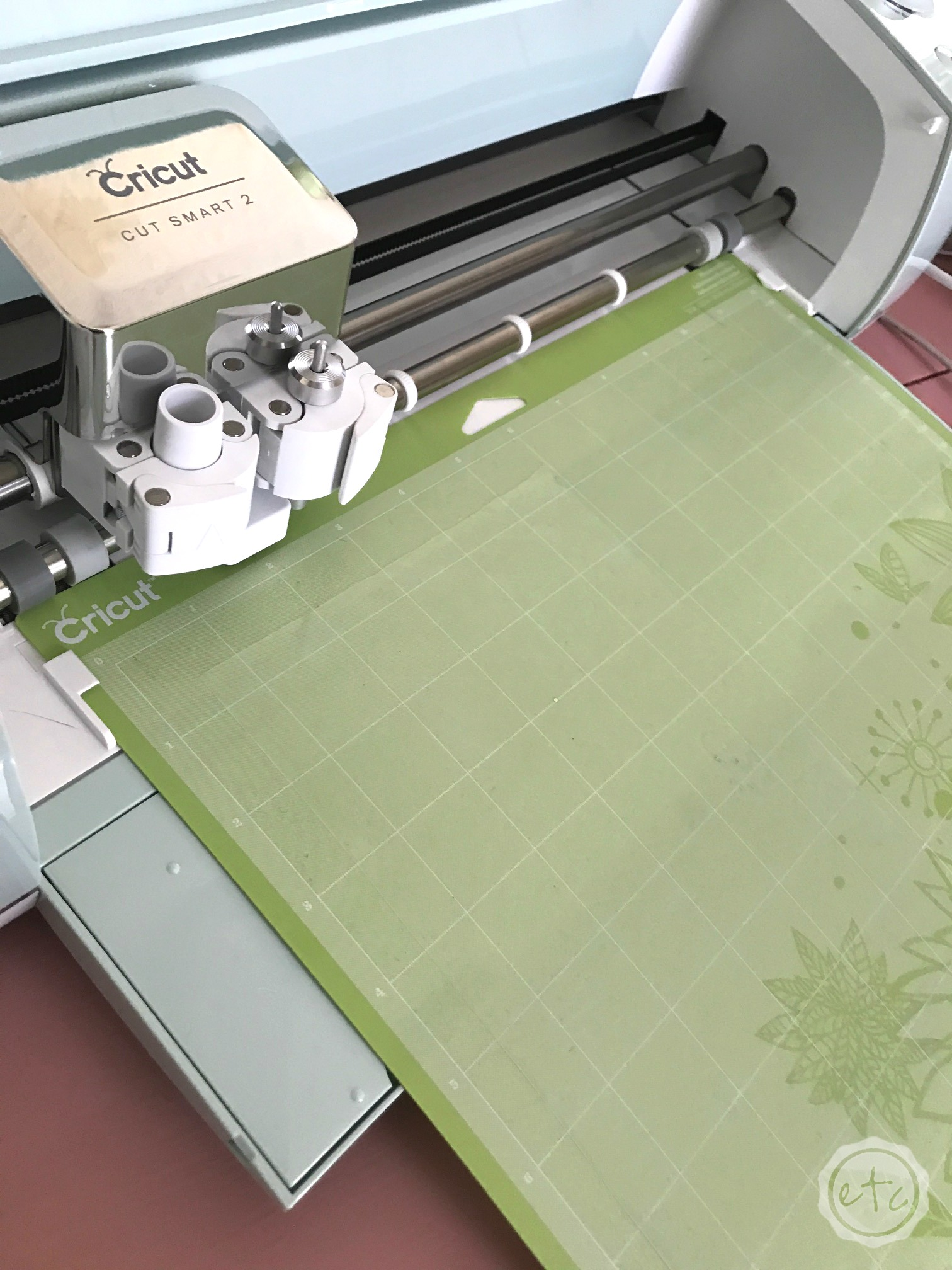 Creating a Planner Stencil with Cricut