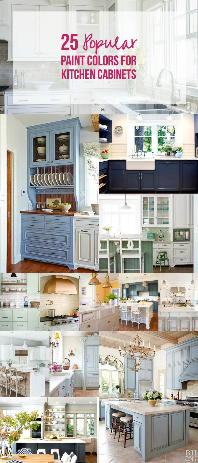 100 Popular Paint Colors For Kitchens Pleasing 50