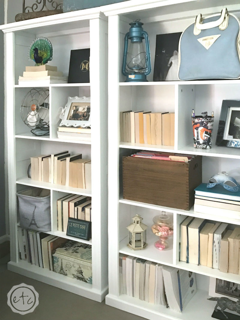 How to Style a Bookshelf for Form and Function