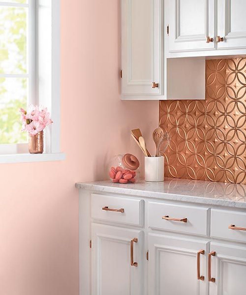 17 Beautiful Copper Kitchens Hily
