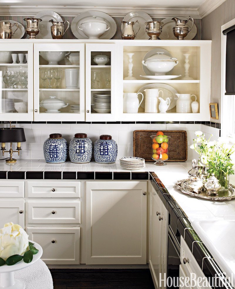 space above kitchen cabinets 21 examples of the space above your kitchen cabinets 5623