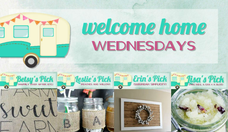 Welcome Home Wednesdays Link Party #103