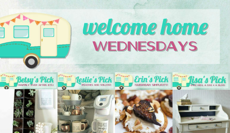 Welcome Home Wednesdays Link Party #104