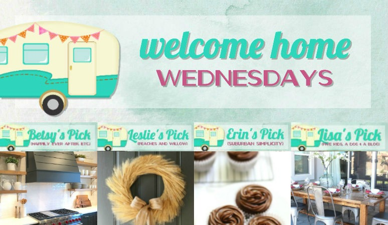 Welcome Home Wednesdays Link Party #106