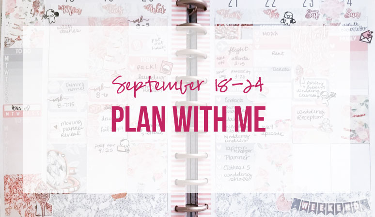 Plan With Me September 18 – 24