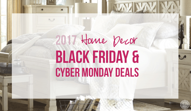 2017 home decor deals for black friday cyber monday