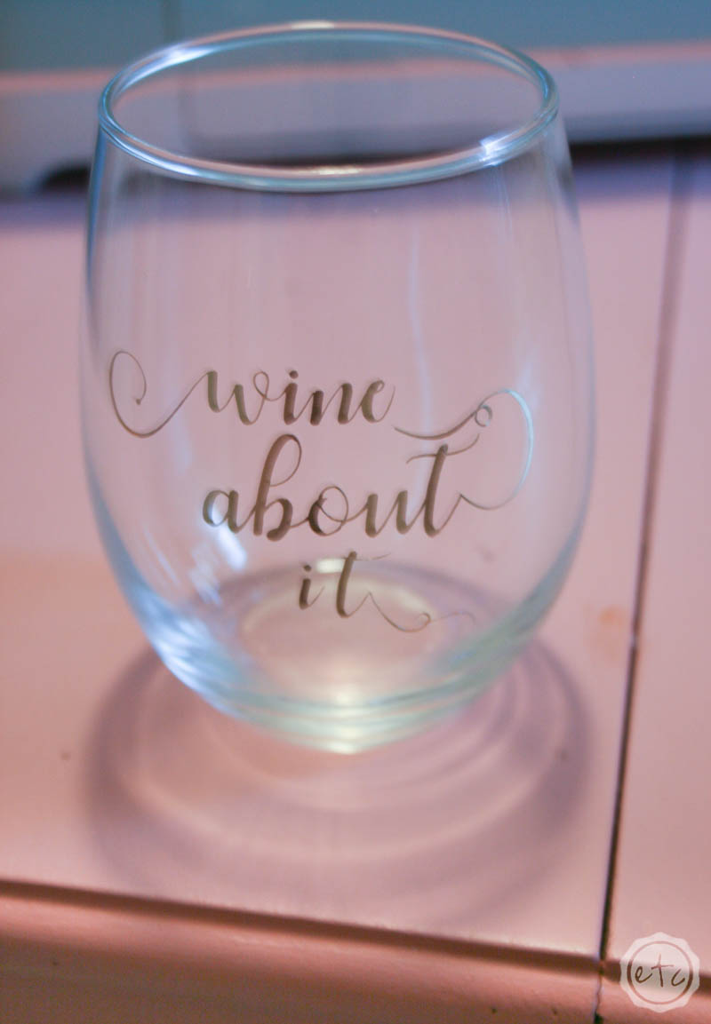 Diy Wine Glasses