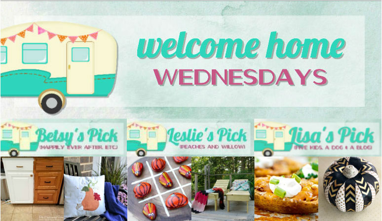 Welcome Home Wednesdays #113