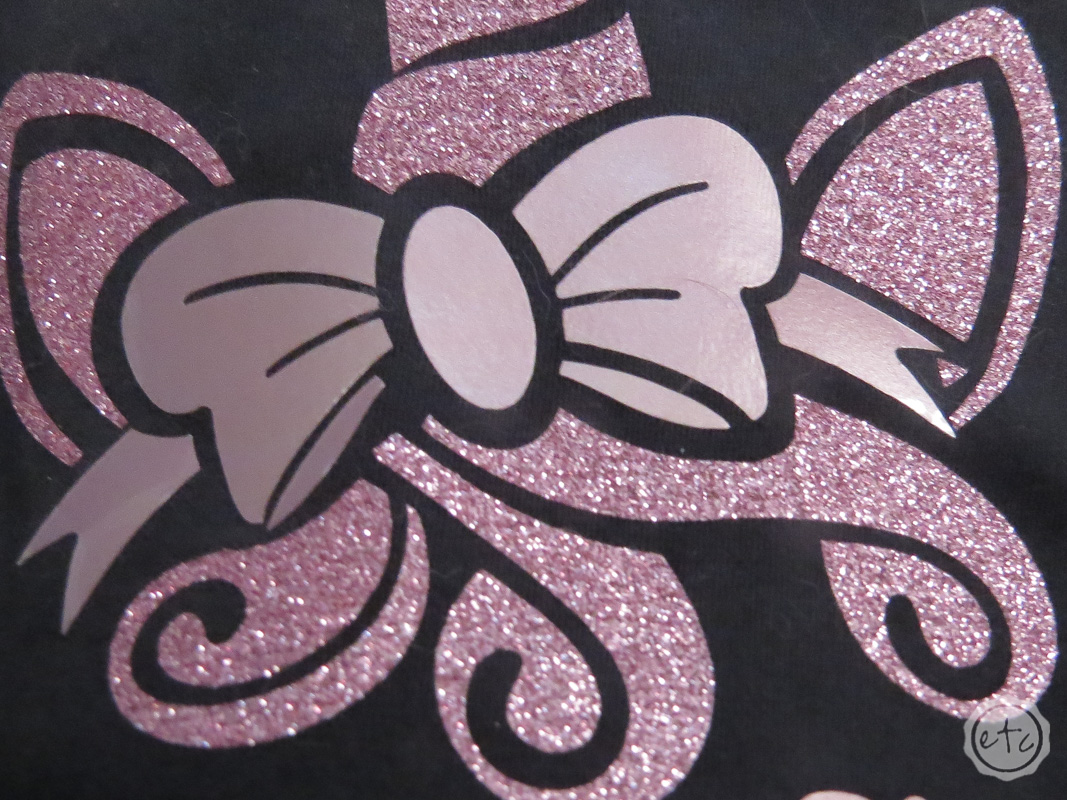 DIY Unicorn T-Shirt with Heat Transfer Vinyl - Happily Ever After, Etc