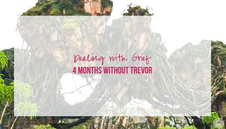 Dealing with Grief: 4 Months Without Trevor