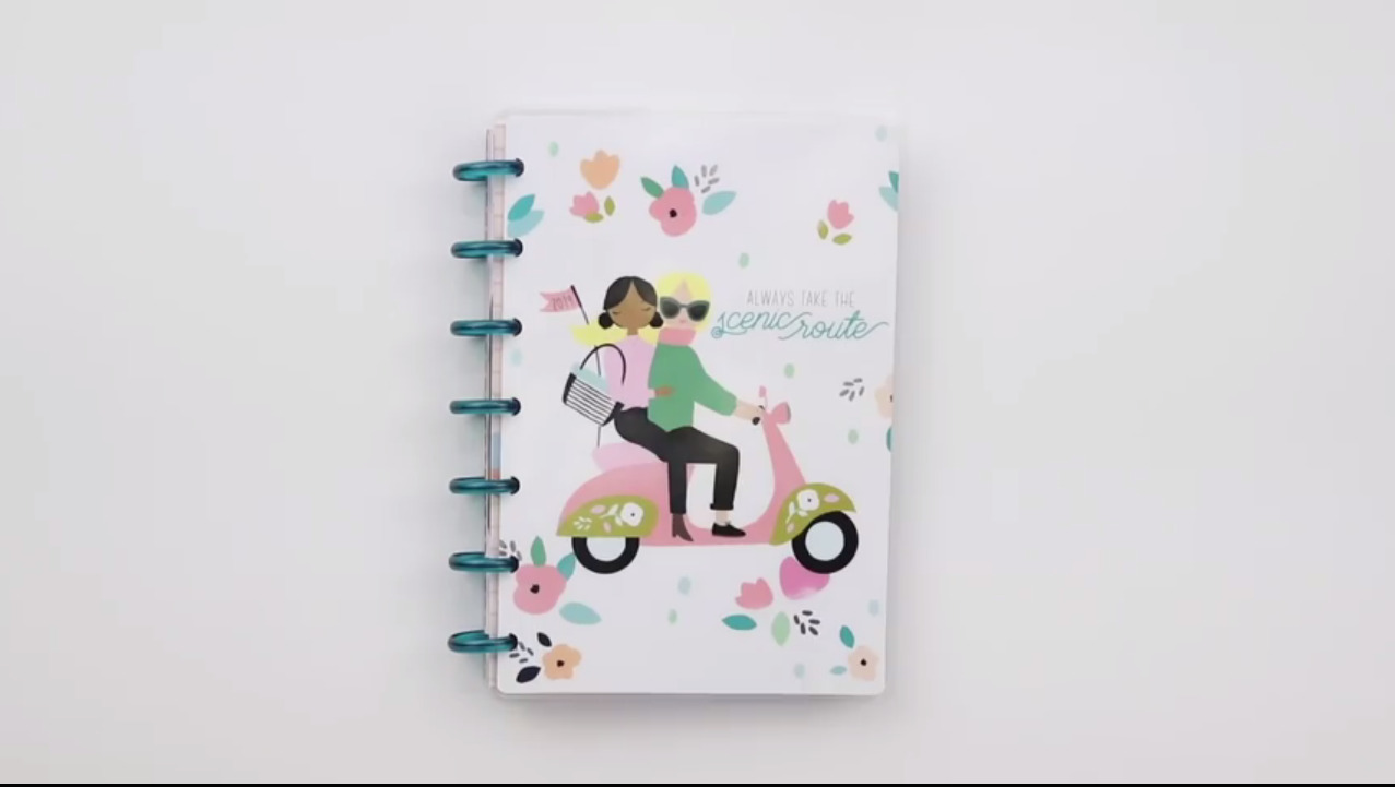 Happy Planner 2019: Girl Gang Cover