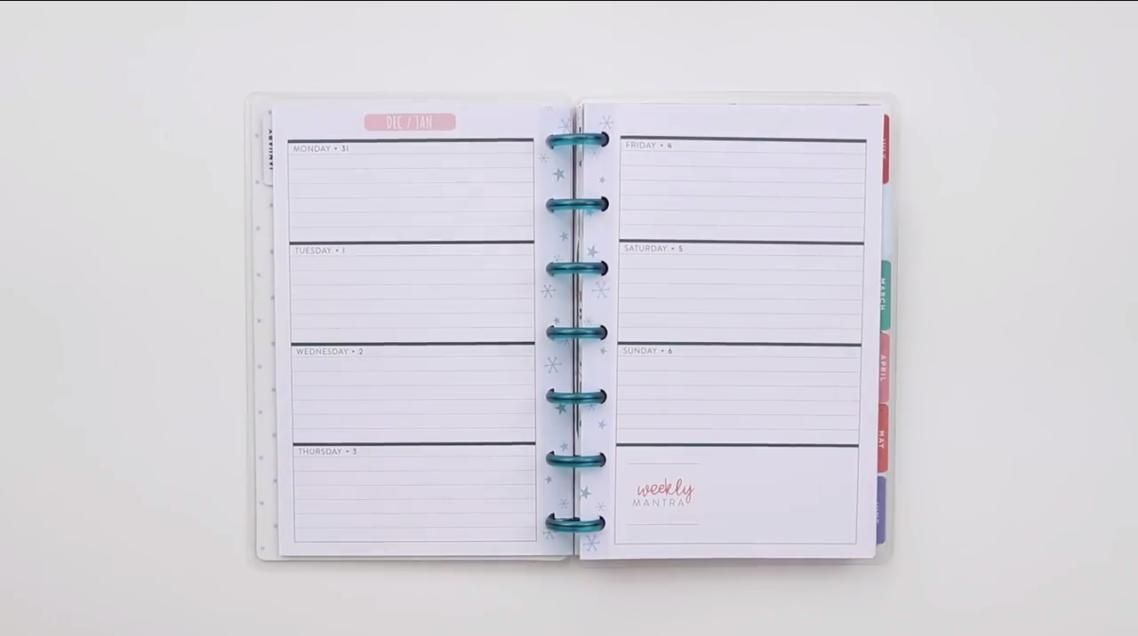 Happy Planner 2019 Release: All the Planners & Where to Buy