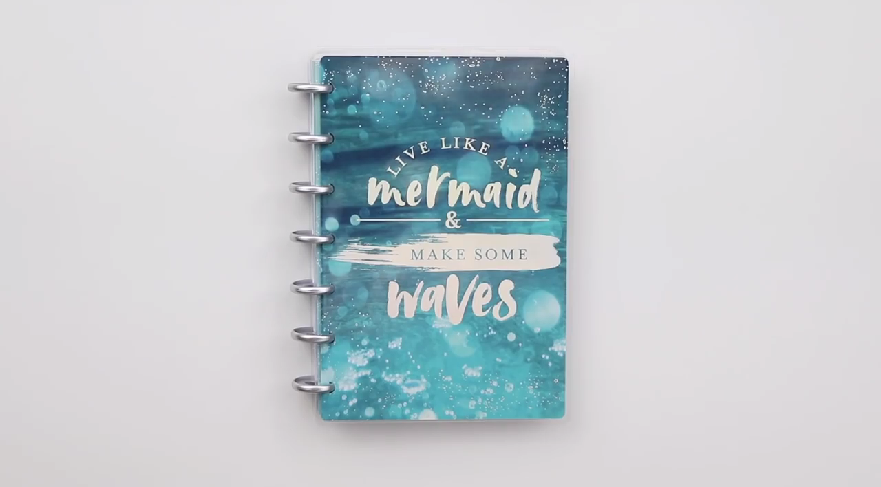 The Happy Planner 2019: Mermaidesque cover