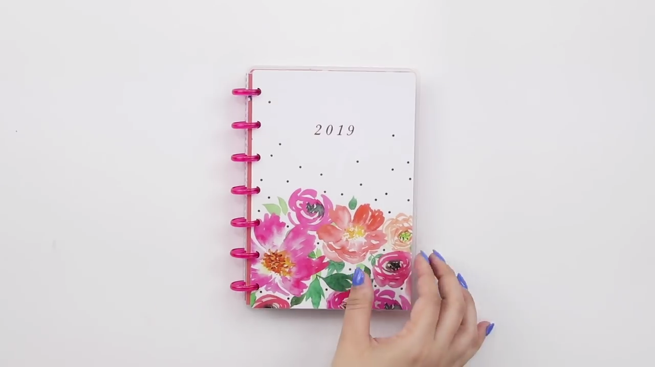Happy Planner 2019: Bright Side Cover
