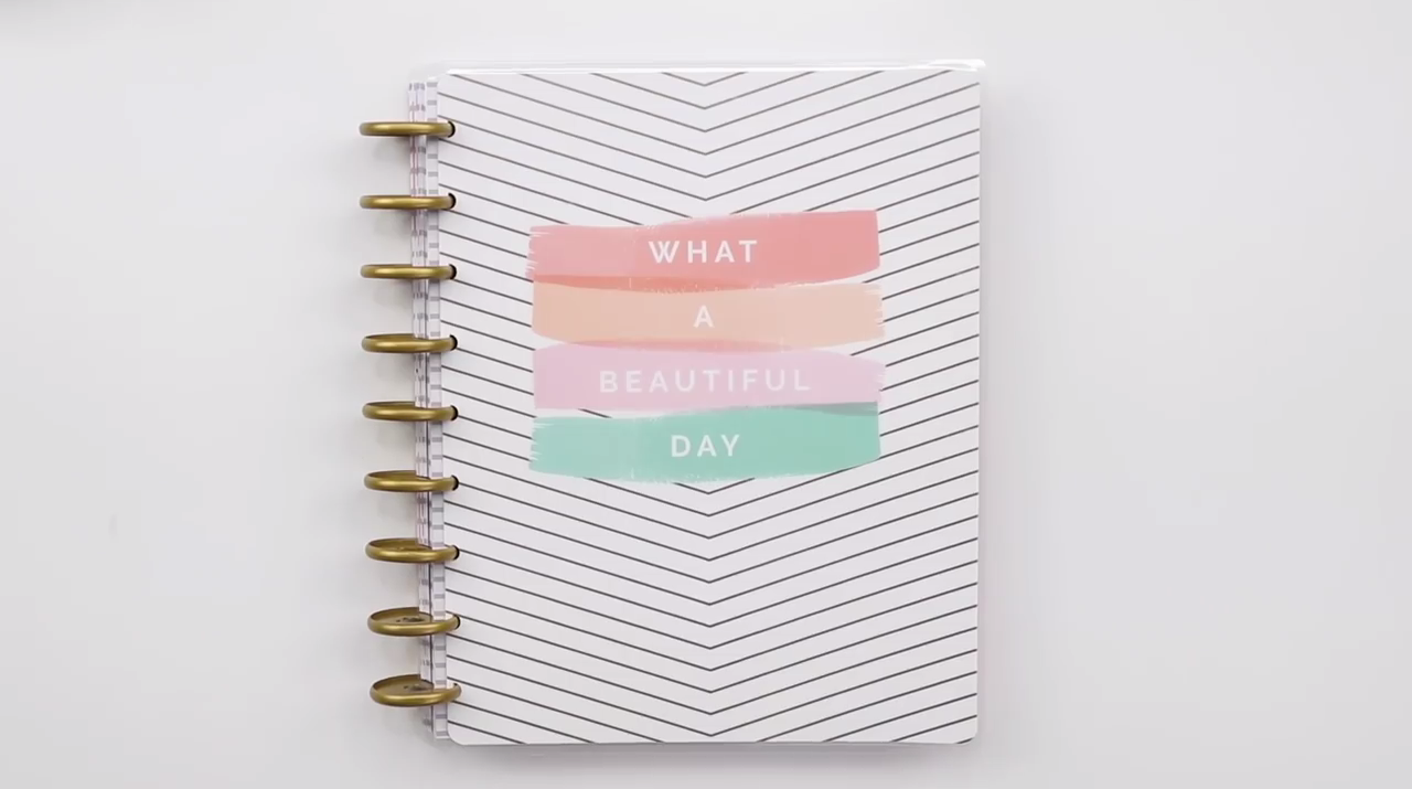 The Happy Planner 2019: Blush Crush Cover