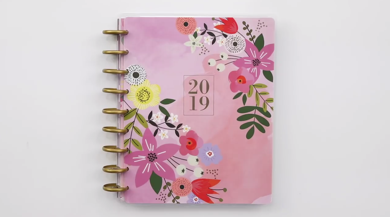 Happy Planner 2019: Seasonal Cover