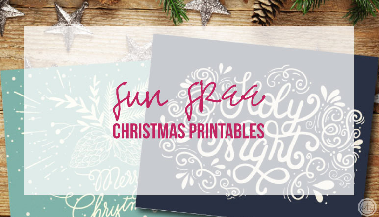 Fun FREE Christmas Printables