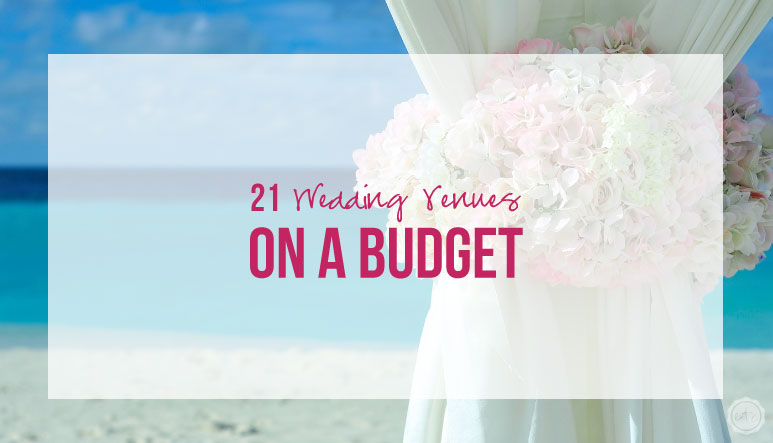 21 Wedding Venues on a Budget