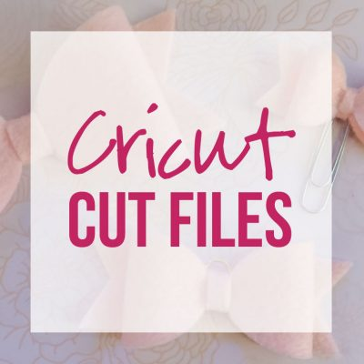 Cricut Cut Files