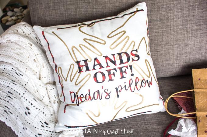"""""""Handmade"""" Gift for Grandpa!"""