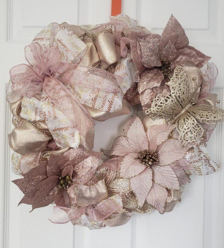 Victorian Christmas Wreath