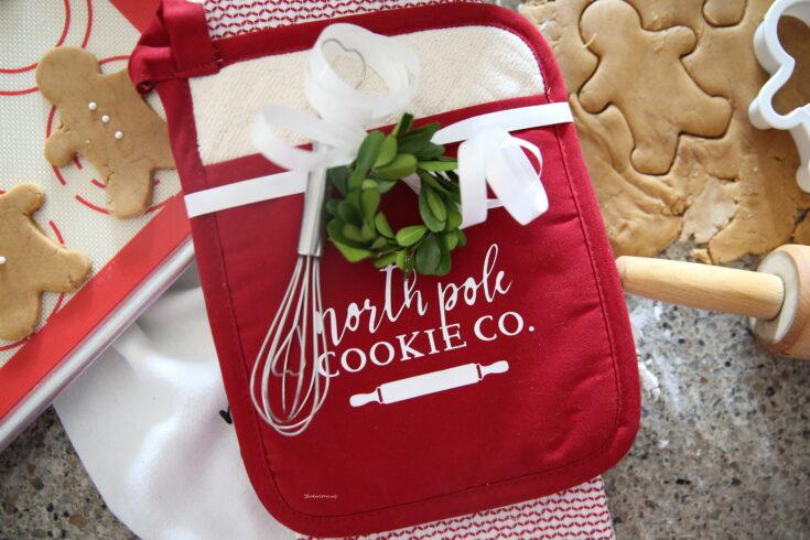 Baking Gift Idea with Cricut
