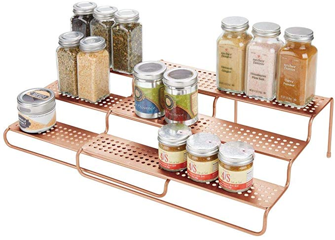 Expandable Kitchen Wire Metal Storage Shelf