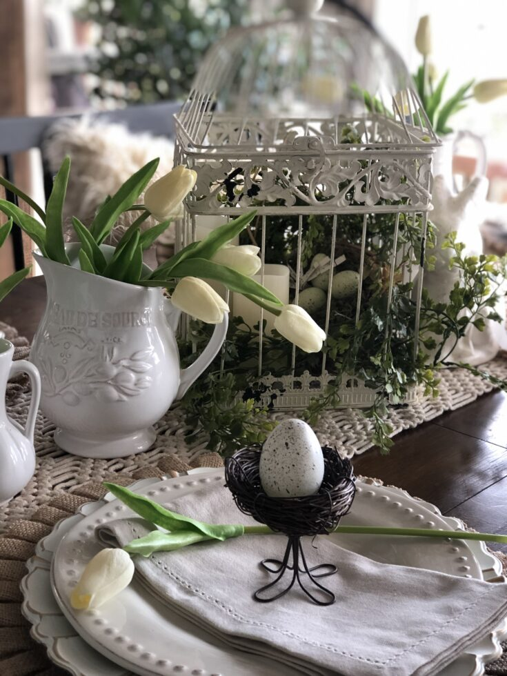 Easter Table Ideas & Inspiration