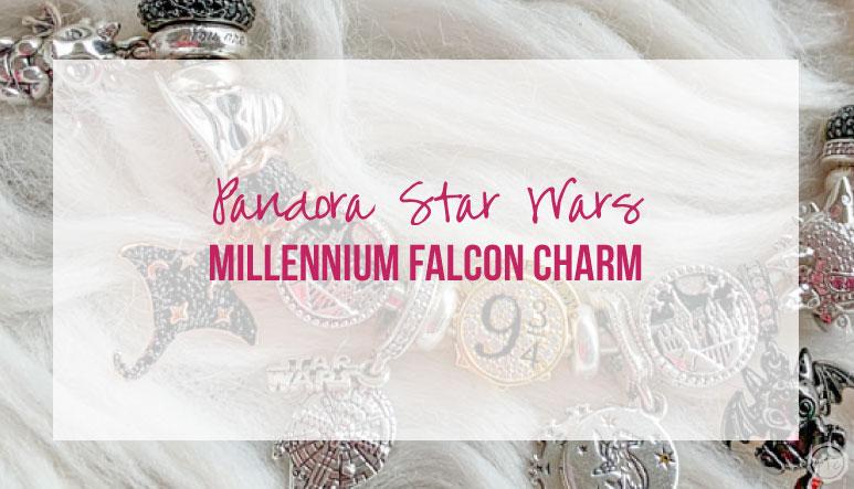 Pandora Star Wars Millennium Falcon Charm