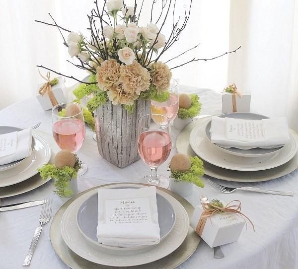 Elegant Easter Table That Will Impress