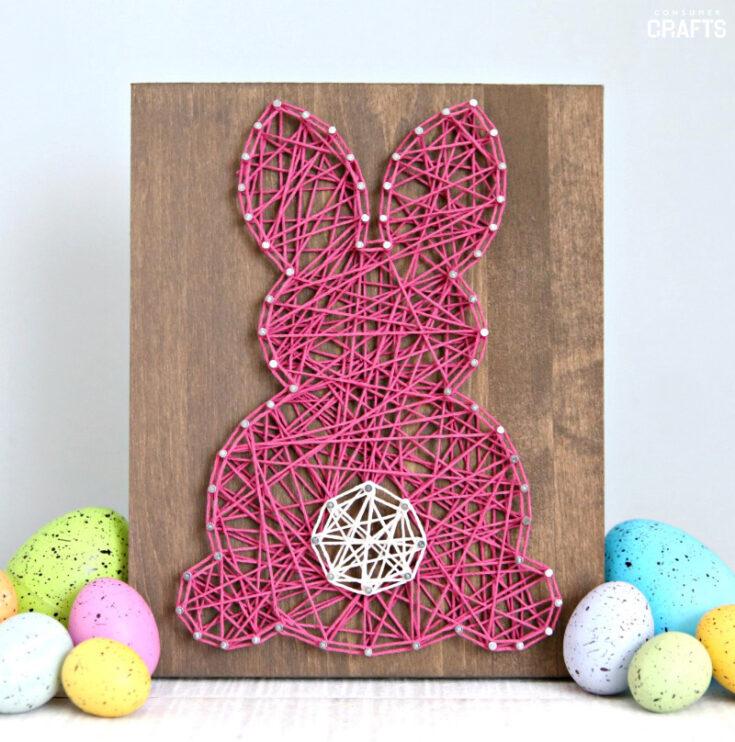 Easter String Art