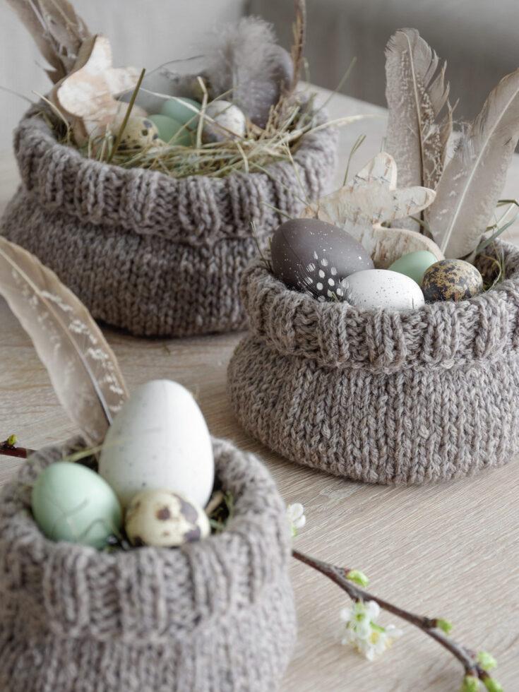 Easter Birds Nest