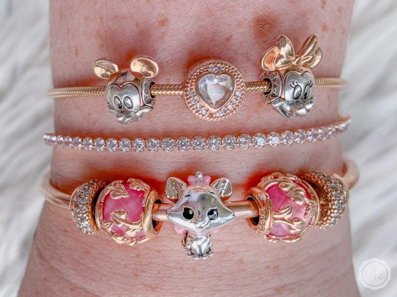 Pandora Disney Baby Collection Marie Charm Review Happily Ever After Etc