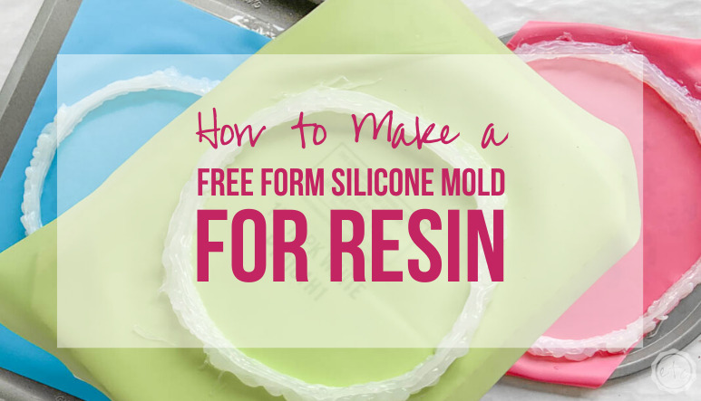 How to Make a Free Form Silicone Mold for Resin